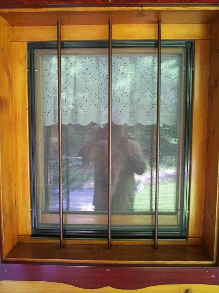 fiksni komarnik za okna