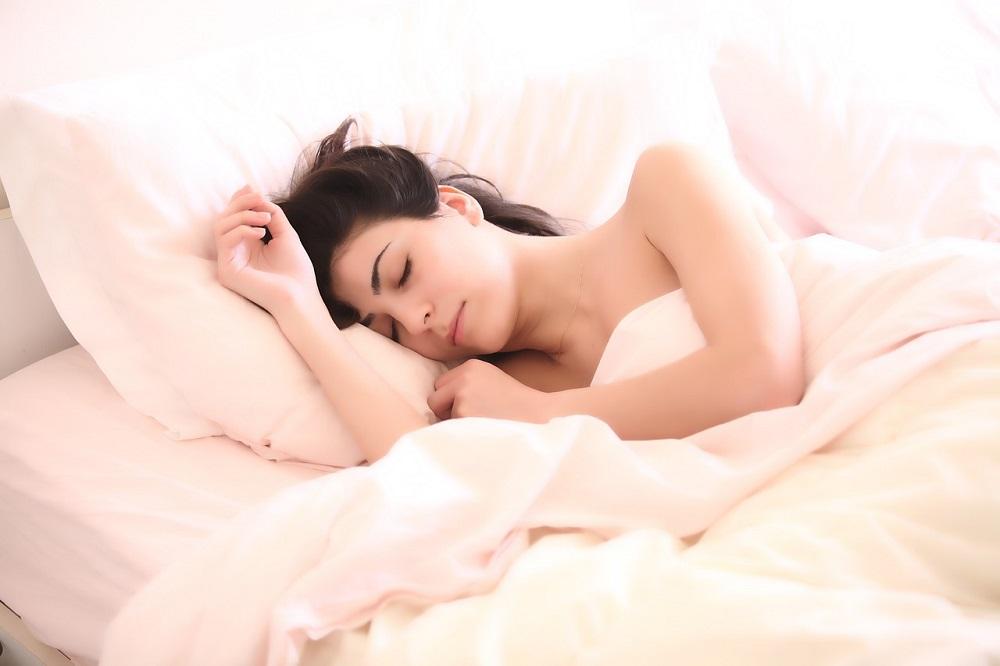 Senčila in spanje